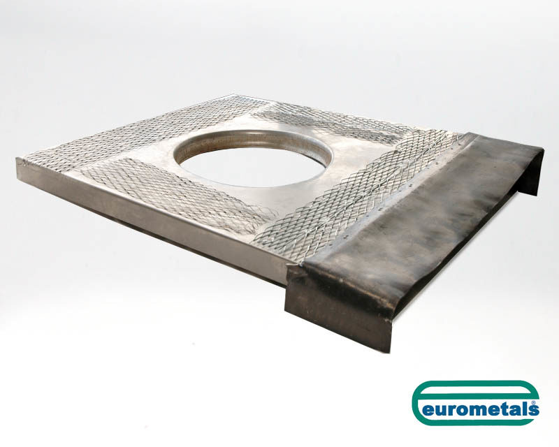 Stainless Steel Chimney Tray